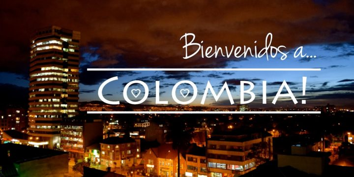 Bienvenido a Colombia (Welcome to Colombia)