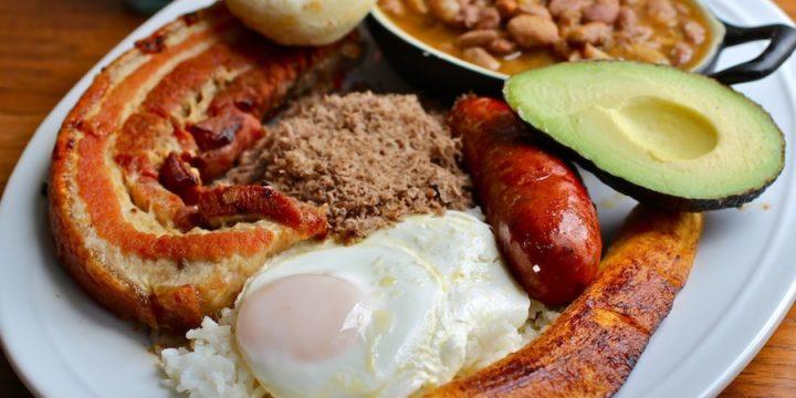 Colombia's Famous Paisa Platter